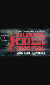 Hit 92.9 – Win 2 Tickets to The Kalamunda Chilli Festival and a Tasting Pack Including Little Eden Honey
