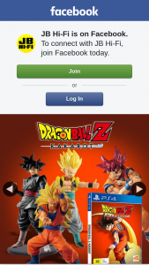 JB HiFi – Win a Dragon Ball Z Kakarot Figurines & a PS4 Copy of The Game