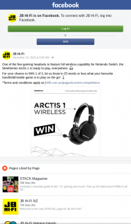 JB Hi-Fi – Win 1 of 3 Let Us Know In 25 Words Or Less What Your Favourite Handheld/mobile Game Is to Play on The Go