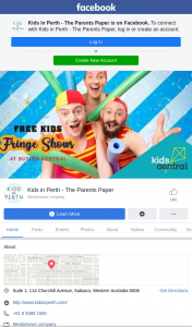Kids In Perth – Win The Parents Paper (prize valued at $50)