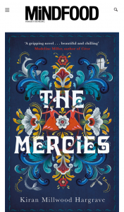 MindFood – Win 1 of 8 Copies of The Mercies (prize valued at $29.99)