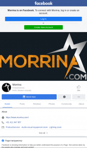 Morrina – Win a Morrinacom Gender Reveal 4m Light and Sound Hire Package Valued at $715. (prize valued at $715)