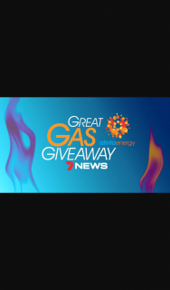 7 news – Win Free Gas for a Year With Alinta Energy's Great Gas Giveaway