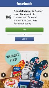 Oriental Market & Grocer – Competition (prize valued at $165)