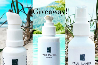 Paul Daniel Sydney – 3 Fabulous Products to 1 Lucky