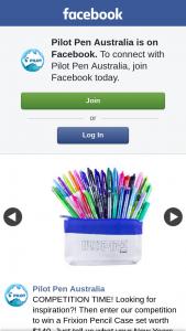 Pilot Pen Australia – Win a Frixion Pencil Case Set Worth $140. (prize valued at $140)