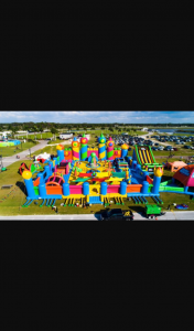 Play and Go – Win 4 tickets for your family to use at the Big Bounce in Adelaide(prize valued at $200)