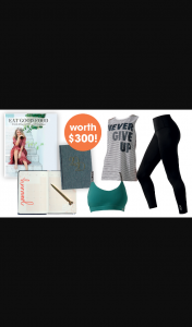Prevention – Win a Lorna Jane Wellbeing Pack Worth $300. (prize valued at $300)