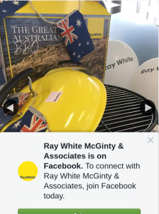Ray White McGinty & Associates – Win Here's What You Need to Do