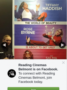 Reading Cinemas Belmont – Win a Double Pass to See Like a Boss
