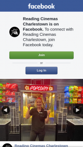 Reading Cinemas Charlestown – a Double Pass