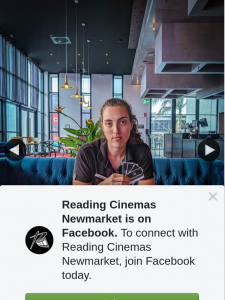 Reading Cinemas Newmarket – Win a Double Pass to See Like a Boss