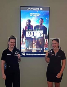 Reading Cinemas West Lakes – a Double Pass