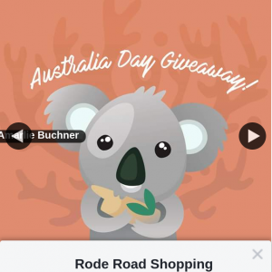 Rode Road Shopping Centre – Win 1 of 4 Rode Cntr $20 Gift Cards