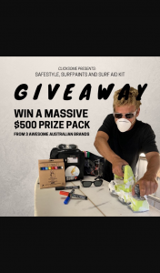 Safestyle – Win a Massive $500 Prize Pack From 3 Awesome Australian Brands