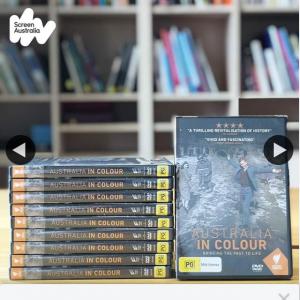 Screen Australia – Win a Copy of Australia In Colour DVD