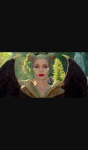Screen Realm – Win 1/3 Maleficent Mistress of Evil Prize Packs