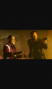 Screen Realm – Win One of Five Double Passes to See Bad Boys for Life In Cinemas…