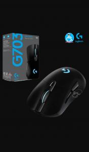 SlickFlow – Win a Logitech G703 Lightspeed Wireless Gaming Mouse From Slickflow/pc419.