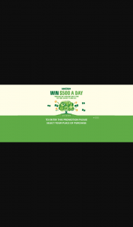 Somersby First Choice Liquor-Liquor Market – Win $500 a Day for 28 Days Promotion – first Choice (prize valued at $14,000)