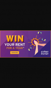 Startpoint Homes – Win Your Rent Paid for One Year January 2020 T&cs (prize valued at $23,400)