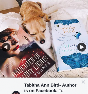 Tabitha Ann Bird Author – Win this Week You Get The Chance to Win Two Books