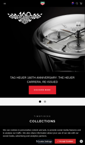 Tag Heuer – Win a VIP Weekend at The Gran Turismo World Tour 2020