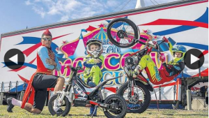 The Great Moscow Circus Coomera – Win One of Two Family Passes to Friday's Show