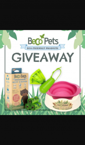 Time Pet – Win a Selection of Beco Pets Gear Including a 6