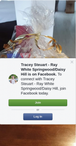 Tracey Steuart Ray White Springwood-Daisy Hill – Win an Amazing Hamper That Includes