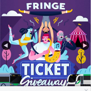 Transperth – Win 1/5 Double Passes Purple People Comedy and Circus