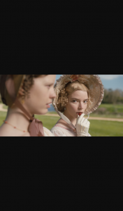 Weekend Edition – Win a Double Pass to See a Brand-New Take on Jane Austen's Emma