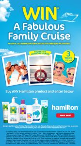 Chemist Warehouse – Win 1 of 3 family Moreton Island cruises for 4