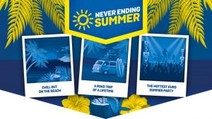Liquor Marketing Group – LMG Never Ending Summer – Win a major prize of a trip for 2 to either Barcelona, Spain; Los Angeles, California OR Honolulu, Hawaii OR 1 of thousands of instant prizes