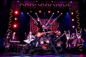 The Music Bus – Win 4 tickets to The School of Rock Musical in Sydney