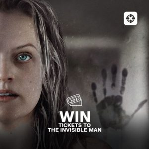 Ziff Davis Australia – Win 1 of 125 double tickets to the Invisible Man preview screening