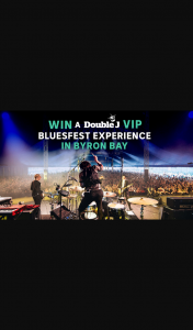 ABC – Double J – Win a Trip to Bluesfest 2020.