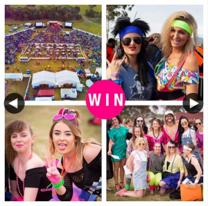 Adelady – Win 6 X VIP Tickets for You and 5 Mates to Go to Vine Warp