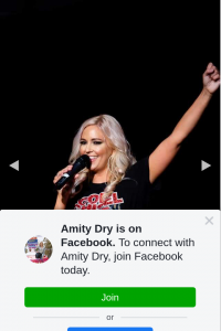 Amity Dry – Win One of Five Double Passes to Tuesday's Night Show