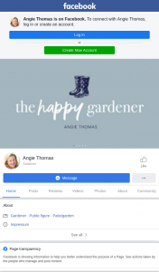 Angie Thomas – Win 1/5 Triple Accent Flower Seed Packs