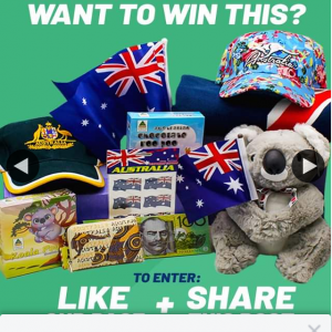 Australia The Gift – Win this Bundle Free Shipping