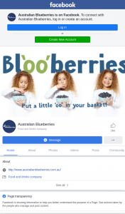 Australian Blueberries – Win 5 Blueberry Snacking Containers