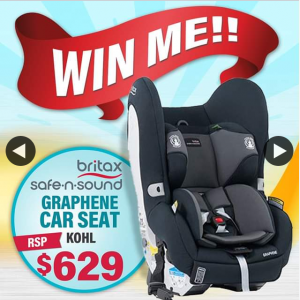 Babyco – Win Me Win Me Win Me (prize valued at $629)