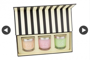 Be Enlightened Scented Candles – Win Our Amazing 3 Pack of Petite Candles Valued at $69.99 By Simply Telling Us What Your 3 Favourite Be Enlightened Fragrances Are and Why (prize valued at $69.99)