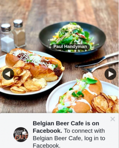 Belgian Beer Cafe – Win Dinner for 2 on The House