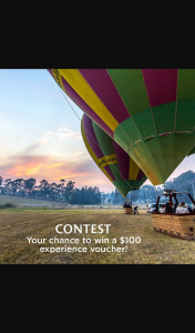 Best Western Hotels – Win $100 Red Balloon Voucher (prize valued at $100)