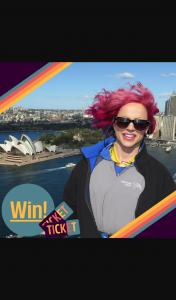 BridgeClimb Sydney – Win Exclusive Event With Courtney Act [closes 900am Aedst]
