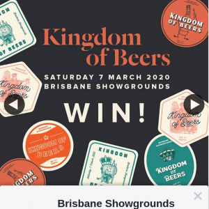 Brisbane Showgrounds – Tickets for You