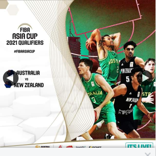Caboolture Square – Win a Family Pass to The Boomers Vs The Tall Blacks