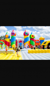 Child mag – Win a Family Pass to Big Bounce Australia Brisbane (prize valued at $180)